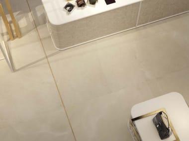 Pavimento/rivestimento in gres porcellanato effetto marmo GENUS GOLD B