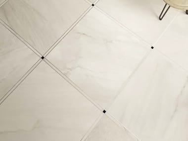 Pavimento/rivestimento in gres porcellanato effetto marmo GENUS HOME W