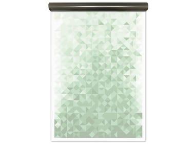 Motif magnetic wallpaper GEO GREEN | Magnetic wallpaper