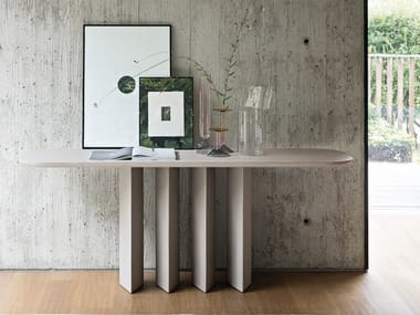 Rectangular console table GEOMETRIC | Console table