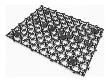 Pannello preformato per pavimenti radianti GIACOMINI SPIDER R979SY011