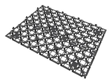 Pannello preformato per pavimenti radianti GIACOMINI SPIDER R979SY001