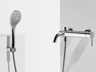 Miscelatore monocomando esterno vasca-doccia con deviatore GILL ZGL139