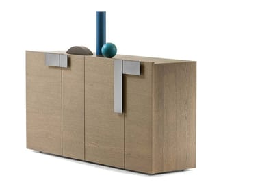 Wooden sideboard GINEVRA | Sideboard