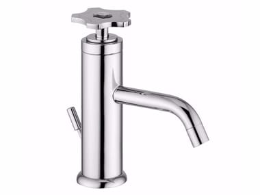 Countertop single handle 1 hole washbasin tap GIÒ CRYSTAL - GIÒ - F3505A/S