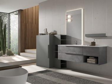 Mobile lavanderia per lavatrice GIU 9116