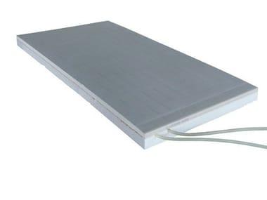 Plasterboard celing radiant panel GKCS