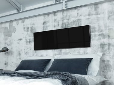 Electric panel infrared radiator GLASS HEATER