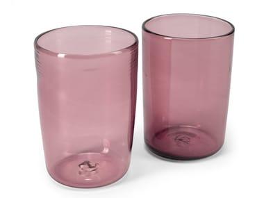 Bicchiere in vetro di Murano FABULA | Bicchiere