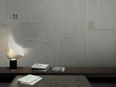 Wall effect wallpaper GLAZE