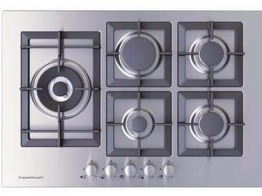 Gas built-in steel hob GMS7651.0 | Gas hob
