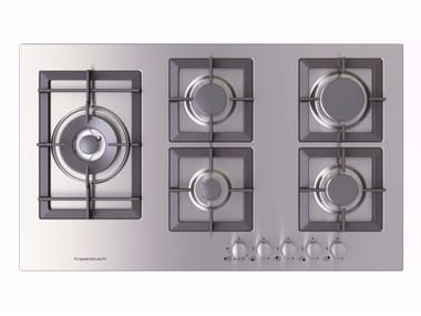 Gas built-in steel hob GMS9651.0 | Gas hob