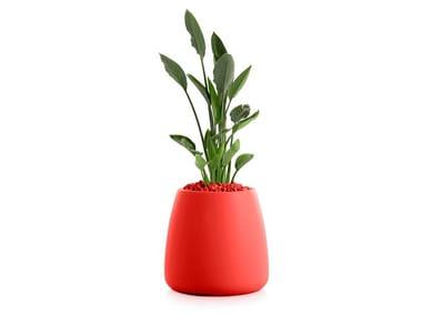 Plastic garden vase GOBI 1 | Garden vase