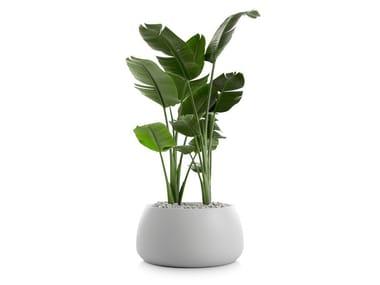 Plastic garden vase GOBI 3 | Garden vase