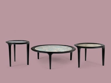 Round coffee table GODOT