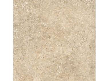 Pavimento/rivestimento in gres porcellanato effetto pietra GOLDENSTONE BEIGE