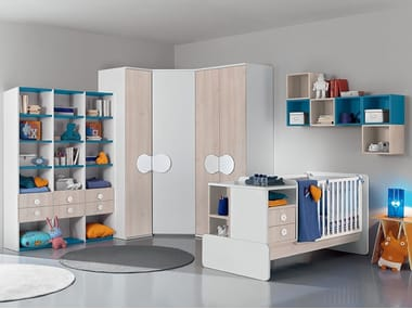 Wooden baby's room GOLF BABY B203