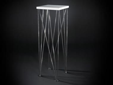 Steel pedestal GOMEZ