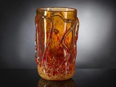 Murano glass vase GOTO CORRER | Vase