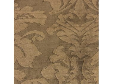 Damask fabric for curtains GOURMET