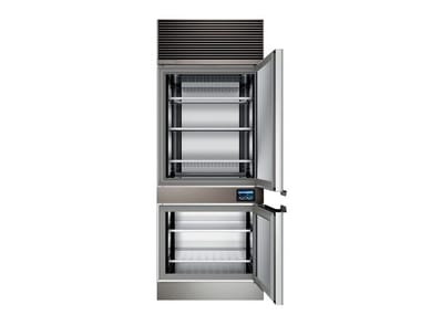 Stainless steel Professional refrigerator GOURMET 2