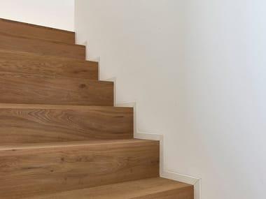 Oak stairs Step