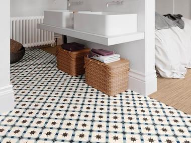 Glazed porcelain stoneware wall/floor tiles GRACE