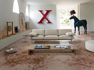 Pavimento/rivestimento in gres porcellanato per interni ed esterni GRAND CARPET | Sand B