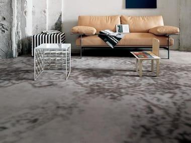 Pavimento/rivestimento in gres porcellanato per interni ed esterni GRAND CARPET | Smoke A