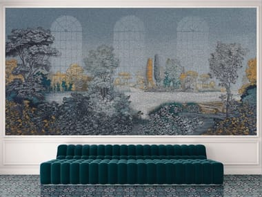 Glass mosaic GRAND TOUR