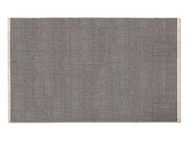 Handmade rectangular fabric outdoor rugs GRAND VIZIER