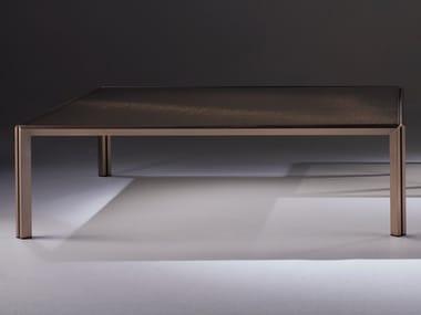 Rectangular crystal coffee table GRANDANGOLO | Rectangular coffee table