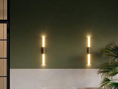 Pavimento/rivestimento in gres porcellanato effetto resina GRANDE RESIN LOOK | Verde Scuro Cold