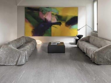 Pavimento/rivestimento in gres porcellanato effetto pietra GRANDE STONE LOOK | Pietra di Vals