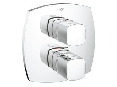 Wall-mounted bathtub/shower mixer with diverter GRANDERA™ 19948_ | Shower mixer
