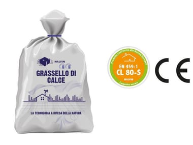 Hydrated and hydraulic lime GRASSELLO DI CALCE