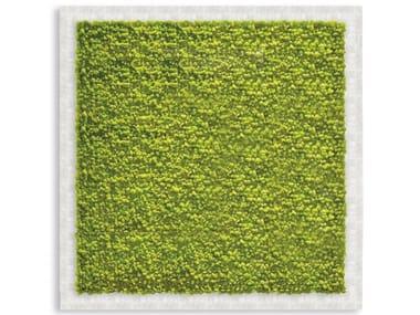 Stabilized plants vegetal frame GREENERY PANELS | Vegetal frame