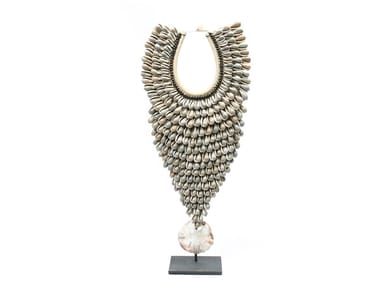 Metal decorative object GREY BABY