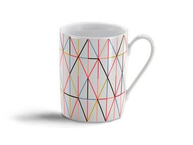 Espresso cup GRID MULTITONE MUG