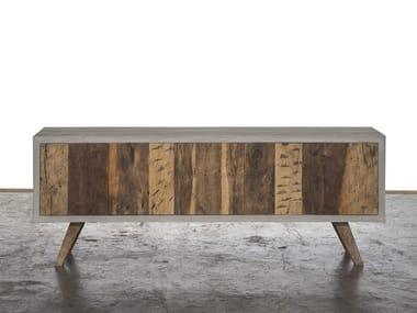 Madia in legno di recupero GRISEO | Madia