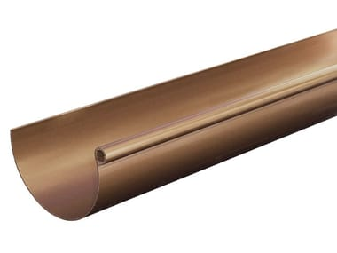 PVC Drainage channel and part GRN125RA
