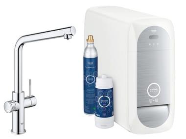 Sistema di trattamento dell'acqua GROHE BLUE® HOME