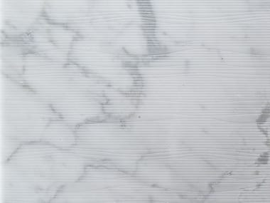 Marble wall/floor tiles GROOVE CARRARA