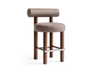 Upholstered counter chair GROPIUS CS2 COUNTER CHAIR
