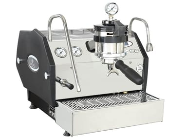Stainless steel coffee machine GS3 MP