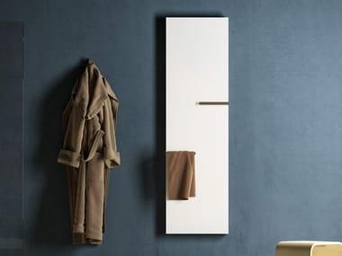 Wall-mounted Texolid® panel radiator H-TEX