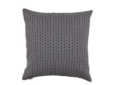 Cuscino quadrato in lana H55   Cuscino in lana
