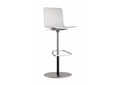 Swivel height-adjustable barstool HAL BARSTOOL