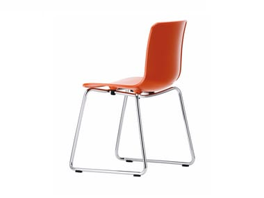 Sled base stackable chair HAL SLEDGE