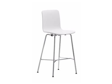 Sgabello da bar in polipropilene HAL STOOL MEDIUM
